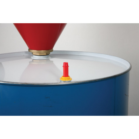 Polyethylene Vertical Pop-Up Drum Gauge, 5-In, For 3/4-In Bung