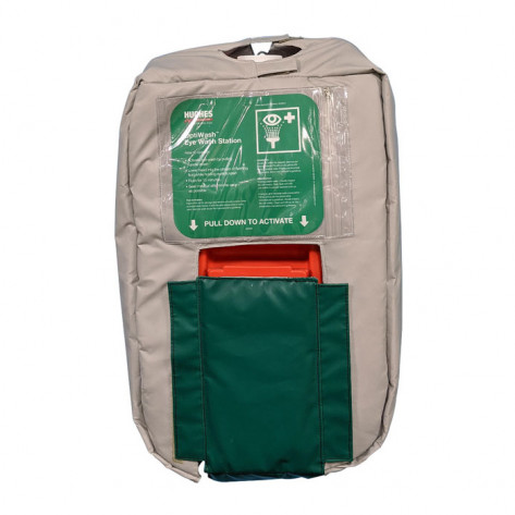 10-Gallon Gravity Fed Eyewash Insulated Jacket