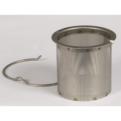 Flame Arrester replacement for liquid Disposal Safety Cans, Stainless Steel.