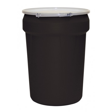30 Gal Lab Pack (Black) w/Metal Lever-Lock Ring