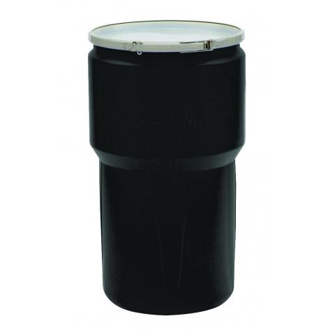 14 GAL Lab Pack (Black) w/Metal Lever-Lock Ring