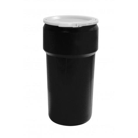20 Gal Lab Pack (Black) w/Metal Lever-Lock Ring