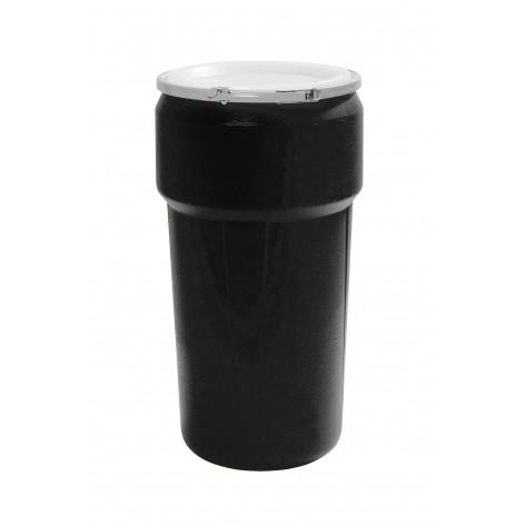 20 Gal Lab Pack(Black) w/Metal Lever-Lock Ring