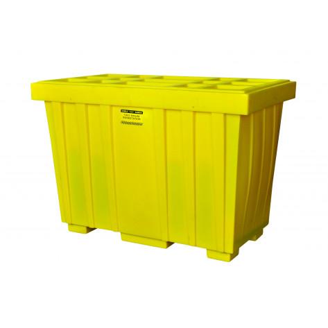220 GAL Spill Kit Box w/lid  Yellow