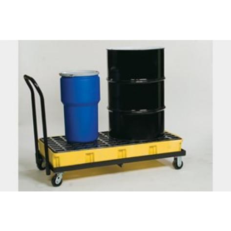 Mobile Spill Control Platform