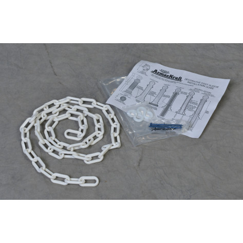 Replacement Chain Kit-White