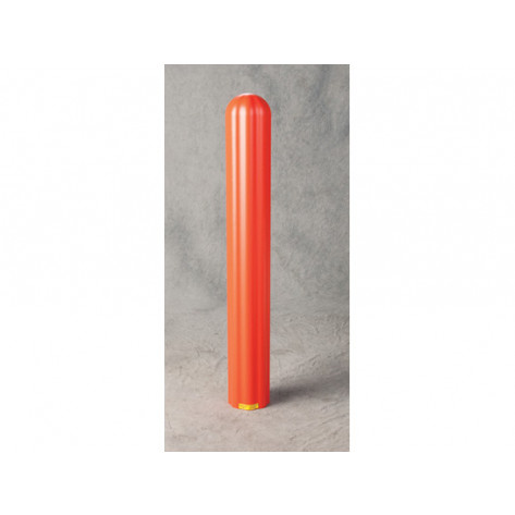 "4"" Bumper Post Sleeve-Orange"