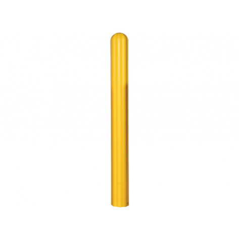 "8"" Bumper Post Sleeve-72"" Long Yellow"