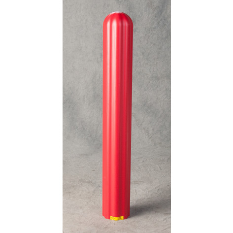 "8"" Bumper Post Sleeve-Red"