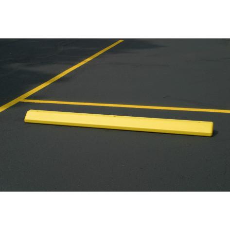 Parking Stop-Yellow Polyethylene