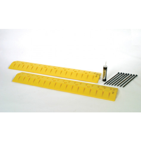 Speed Bump/Cable Crossing Kit, 9 ft.