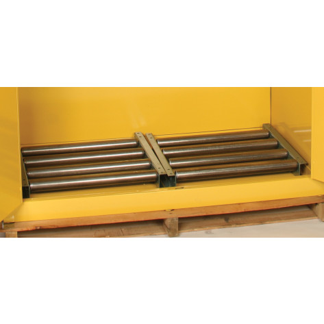 """2"""" Rollers for 55/110 Gal Cabinets (need 1/drum)"""