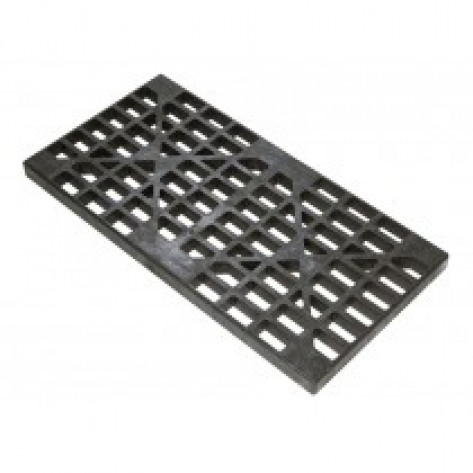 GRATE, 2 DRUM REPLACEMENT, ECOPOLYBLEND