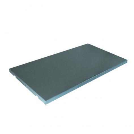 ChemCor SpillSlope Steel Shelf for 19-gallon Under Fume Hood safety cabinet