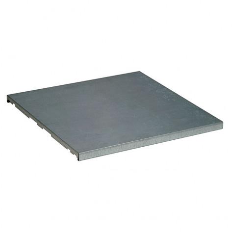 SpillSlope Steel Shelf for 4-gallon safety cabinet