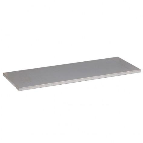 "SpillSlope Steel Shelf for 31-gallon (48""W) Under Fume Hood safety cabinet"