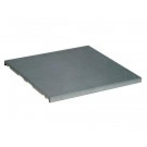 SpillSlope Steel Shelf for 115-gallon Double-Duty safety cabinet