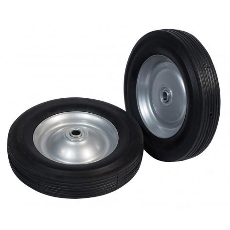 Semi-Pneumatic Wheel for Gas Cylinder Hand Trucks, 8 Inch