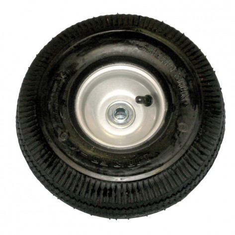 Pneumatic Wheels for Gas Cylinder Hand Trucks, 10.5 Inch