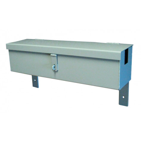 Tool Box Attachment for Double Cylinder Hand Trucks