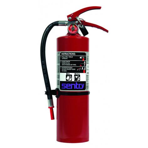 10 LB PURPLE K FIRE EXTINGUISHER