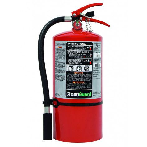 9.5 LB FE-36 CLEAN AGENT FIRE EXTINGUISHER