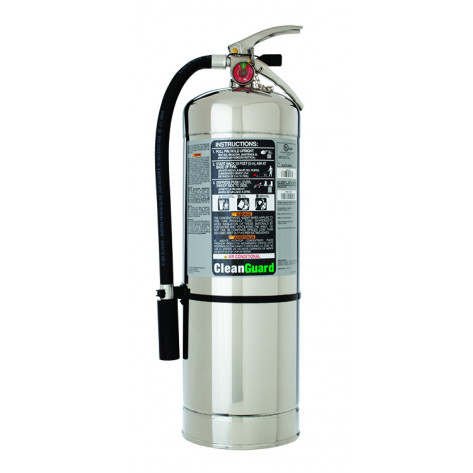 13LB FE-36 CLEAN AGENT FIRE EXTINGUISHER NON-MAGENTIC