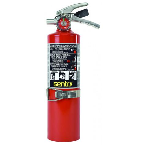 2.5 LB ABC FIRE EXTINGUISHER