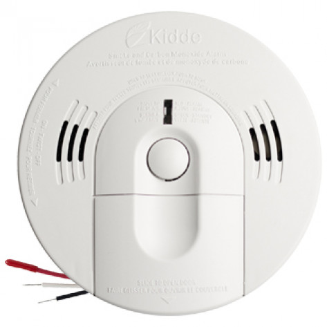 120V AC Talking Smoke and Carbon Monoxide Alarm
