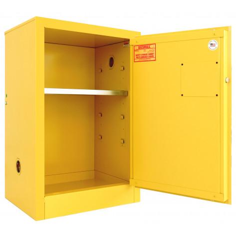 12 GAL SELF-LATCH STANDARD DOOR