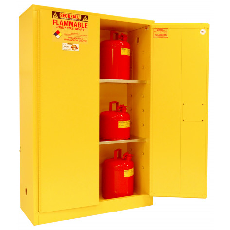 45 GAL SELF-LATCH STANDARD DOOR  65 X 43 X 18
