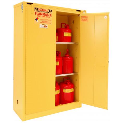 45 GAL SELF-CLOSE SELF-LATCH SAFE-T-DOOR