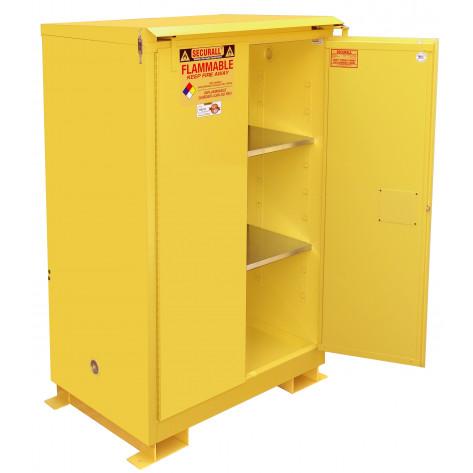 90 GAL SELF-CLOSE SELF-LATCH SAFE-T-DOOR C/W WP1