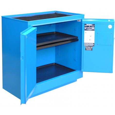 "ACID CORROSIVE SHELF FOR 35"" WIDE CABINETS"