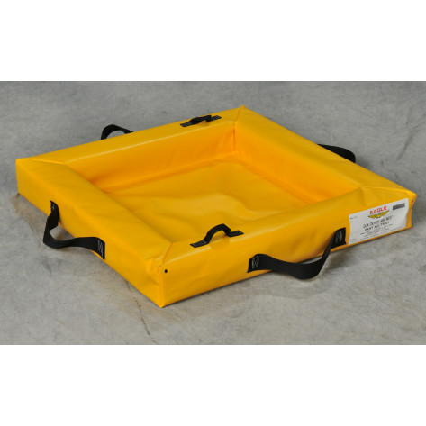 "15 GAL Quick-Deploy SpillNEST - 2'x3'x4""-Yellow"