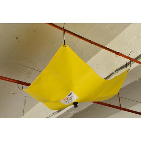 DripNEST Leak Diverter - 5'x5' -Yellow