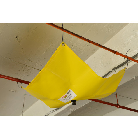 DripNEST Leak Diverter - 12'x12'-Yellow