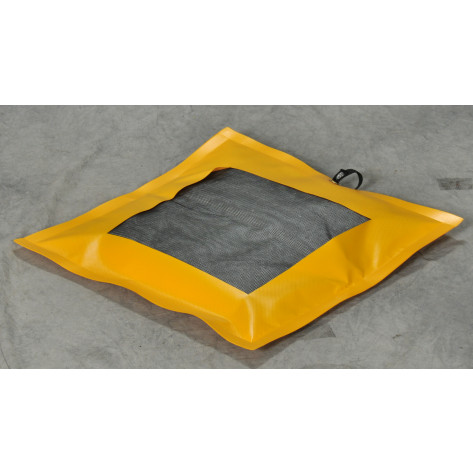 1 SpillNEST Drip Pad - 22 x22  - Small - Yellow