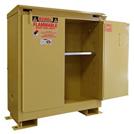 30 GAL SELF-CLOSE SELF-LATCH SAFE-T-DOOR C/W WP1 48 X 43 X 18
