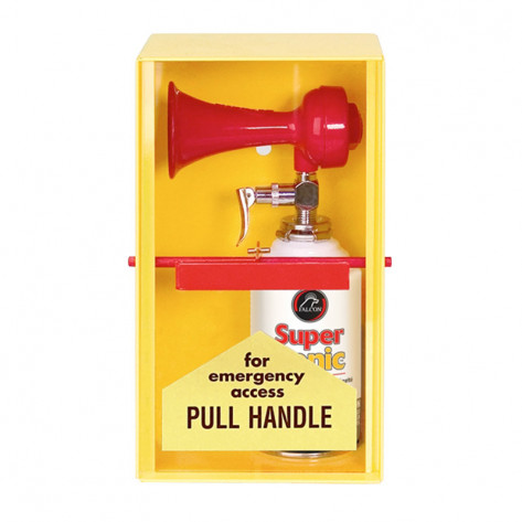 Emergency Alarm Station for Air Horn