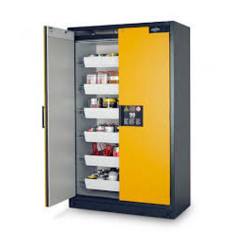 75 Gallon Q-Classic 90 Minute Triple Certified ULC, FM & EN Premium Safety Cabinet 77 x 47 x 24.5