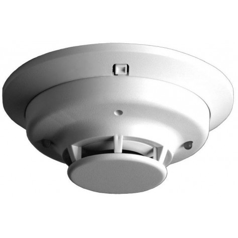 Smoke Detector Conventional 2/24V 2 Wire Series Smoke Detector with Plug in Base
