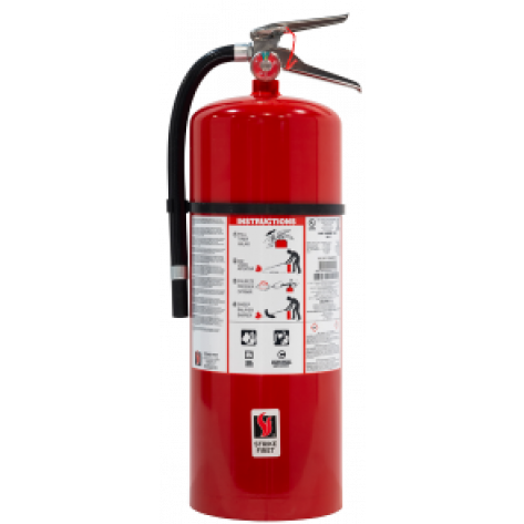 20 LB BC FIRE EXTINGUISHER