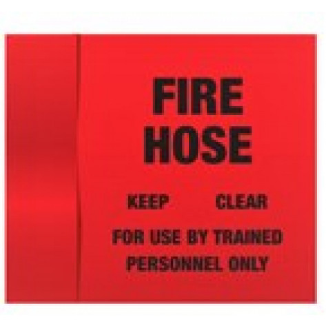 COVER FOR 75' HOSE PIN RACK