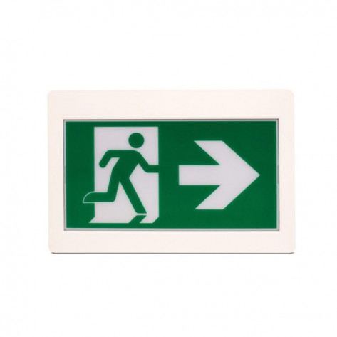 LED RUNNING MAN SIGN THERMOPLASTIC