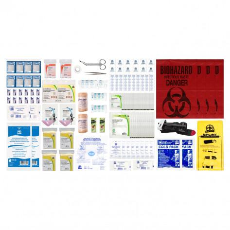 CSA, Type 3, Medium Intermediate Refill Kit (Packaged in a ziplock bag) 26-50 employees per shift