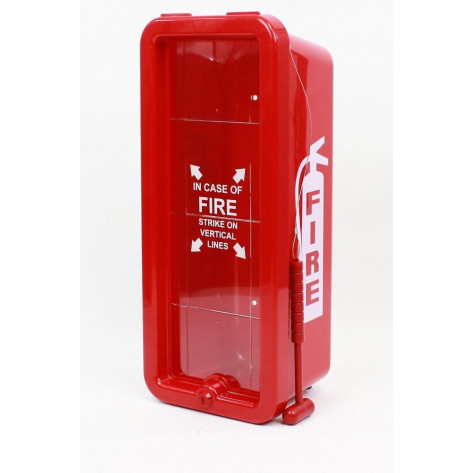 FT SERIES POLY FIRE EXTINGUISHER CABINETS 5LB