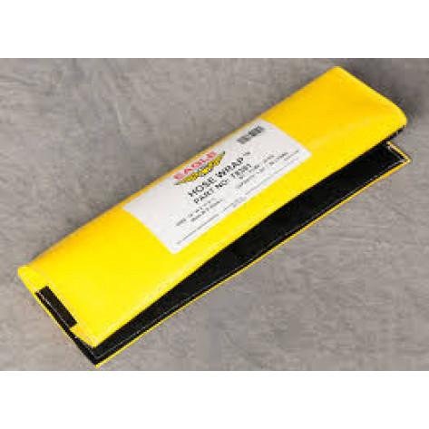"""25 oz. DripNEST Hose Wrap - 6"""" - 8"""" Length  - Yellow"""