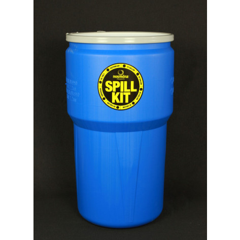 10 GALLON SPILL KIT OIL ONLY IN POLY PAIL