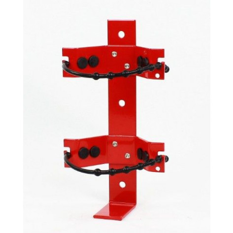 Vehicle bracket with bungie cord --5-10 LB fire extinguisher